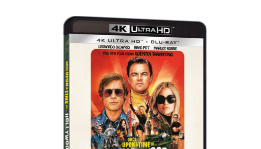 Recension: Once Upon A Time In Hollywood (UHD)