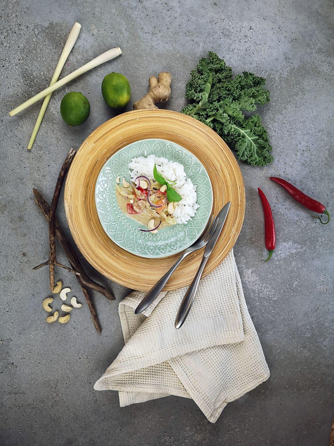 wok vegansk