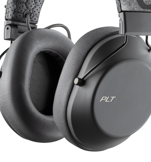 poly Plantronics backbeat fit 6100 test senses.se