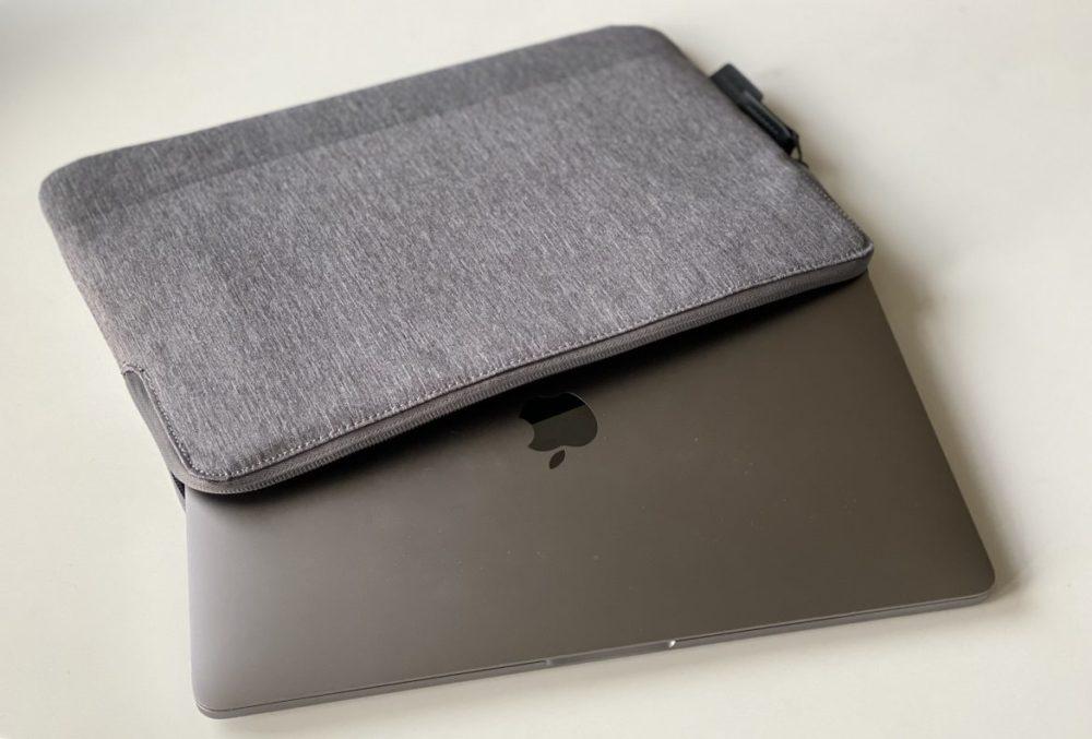 CityLite Laptop sleeve Targus MacBook Pro senses