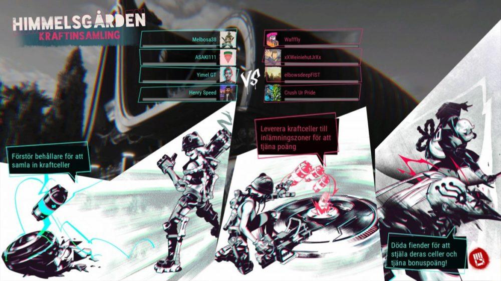 Bleeding Edge - Copyright 2020 - Ninja Theory - Screenshot Xbox One X