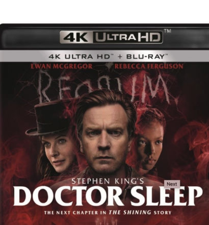 doctor sleep uhd recension senses.se