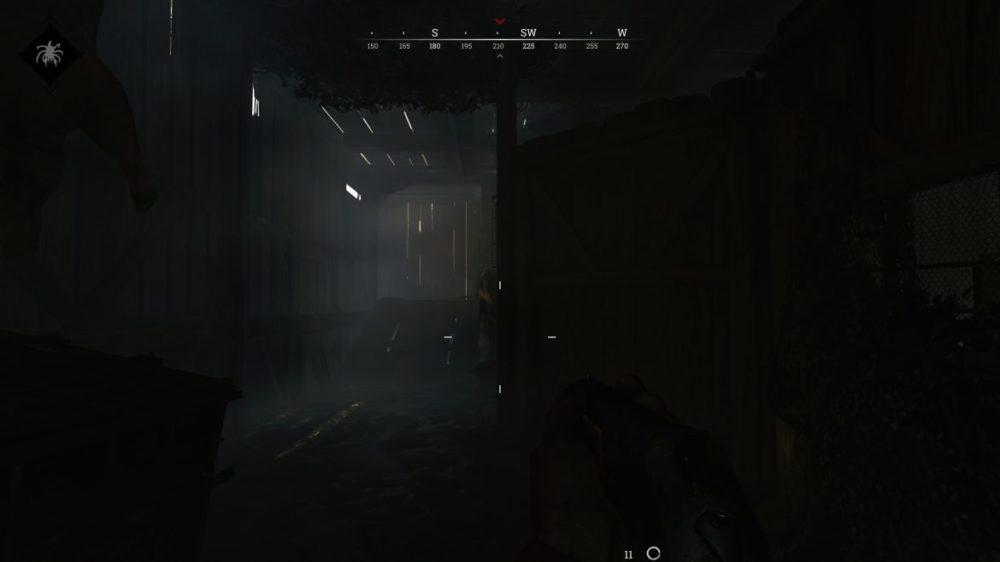 Hunt-Showdown - Copyright 2020 - Crytek - All rights reserved - screenshot Xbox one X
