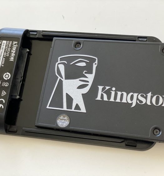 kingston kc600 ssd senses