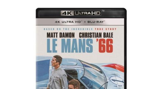 Recension: Le Mans '66 (UHD)
