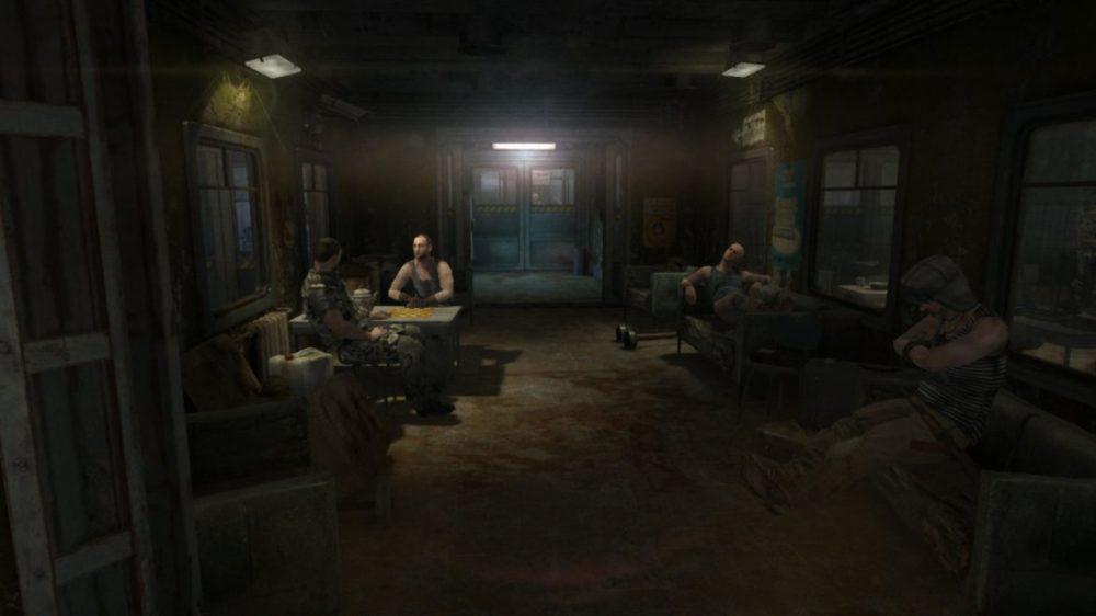 Metro last light redux - copyright 2020  4A-Games - Koch Media - Switch Screenshot