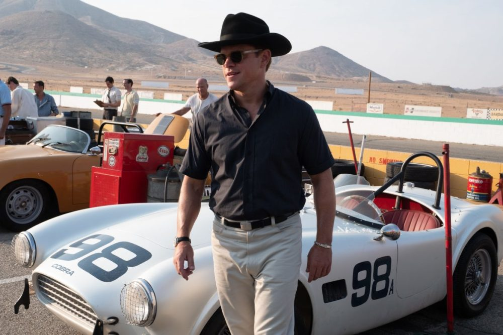 Le Mans 66 Matt Damon