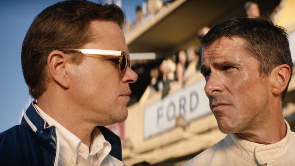 Ford vs Ferrari Damon vs Bale