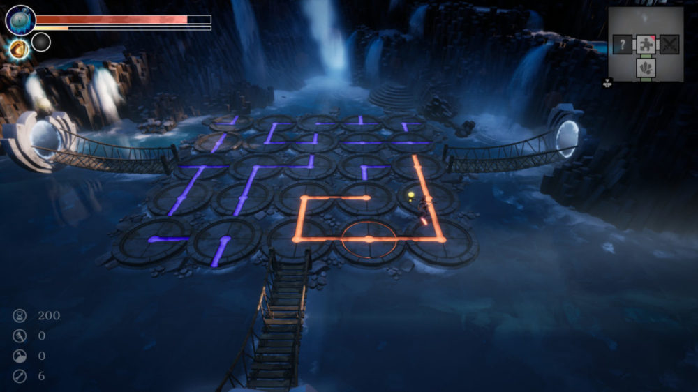 Dreamscaper - Copyright Afterburner studios - 2020 - screenshot PC