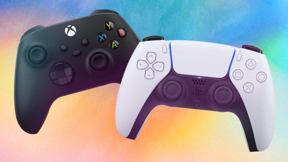 Dual Sense vs Xbox Series X