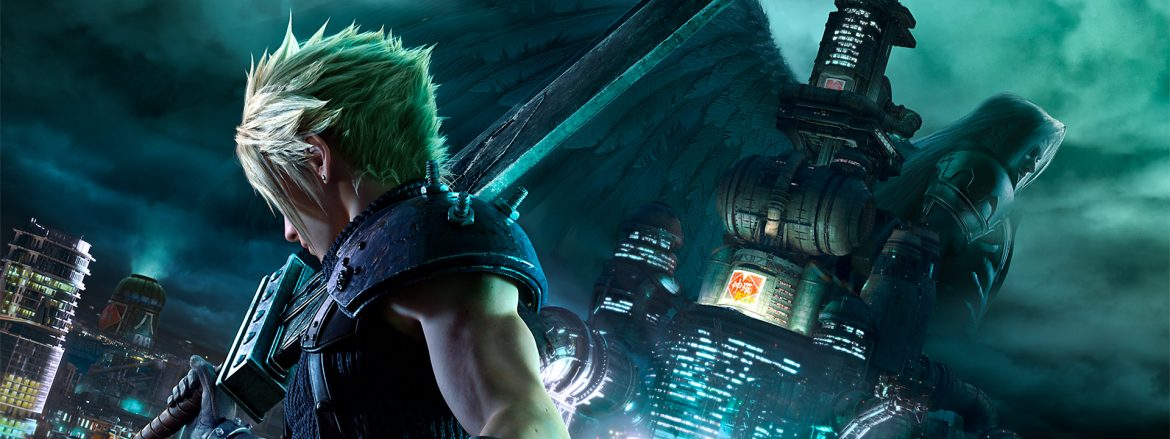 final fantasy 7 remake recension