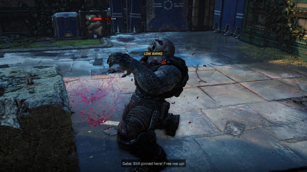 Gears Tactics - Copyright Microsoft - 2020 - Screenshoot Steam.