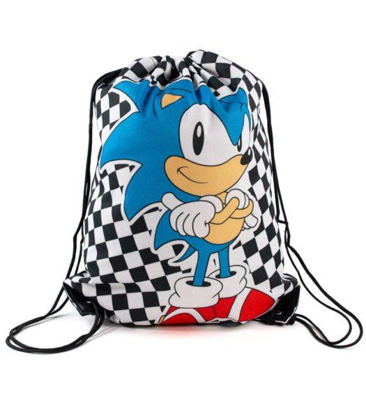 sonic gympabag