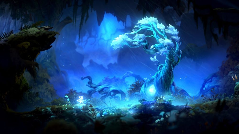 Ori and the Will of the Wisps - Moon Studios - screenshot - xbox one x - 4k - copyright 2020