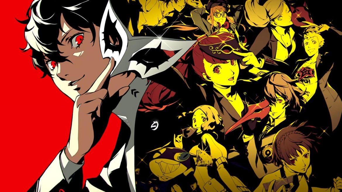 persona 5 royal recension