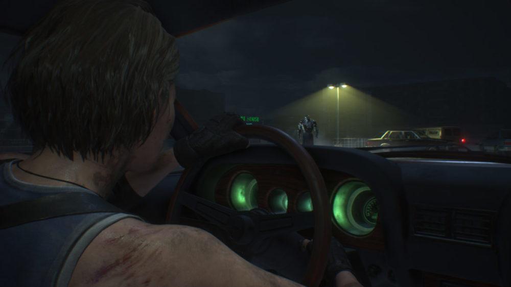 Resident Evil 3 Remake -Screenshot Xbox one X - Copyright 2020 - Capcom