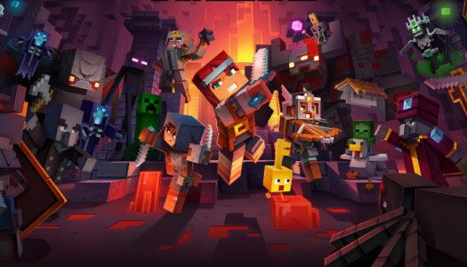Recension: Minecraft Dungeons