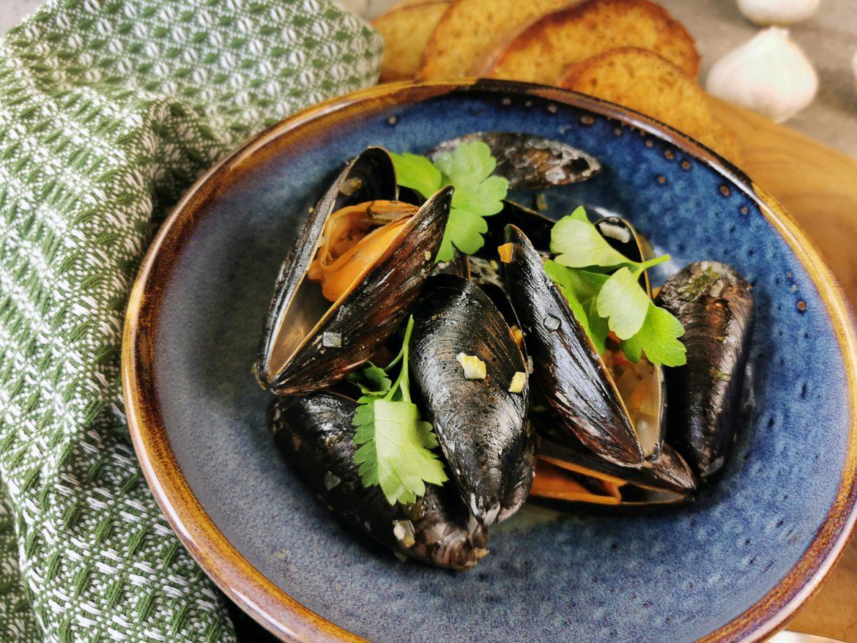 moules marineres recept