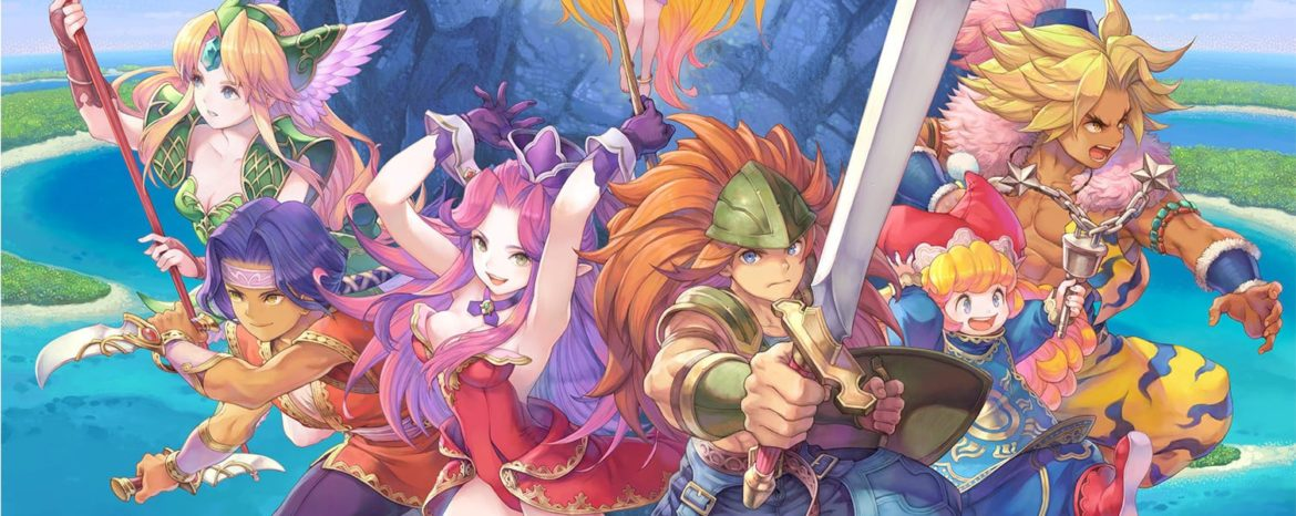 trials of mana recension