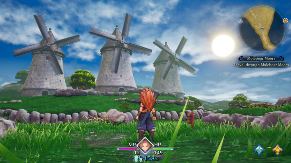 trials of mana remake väderkvarnar