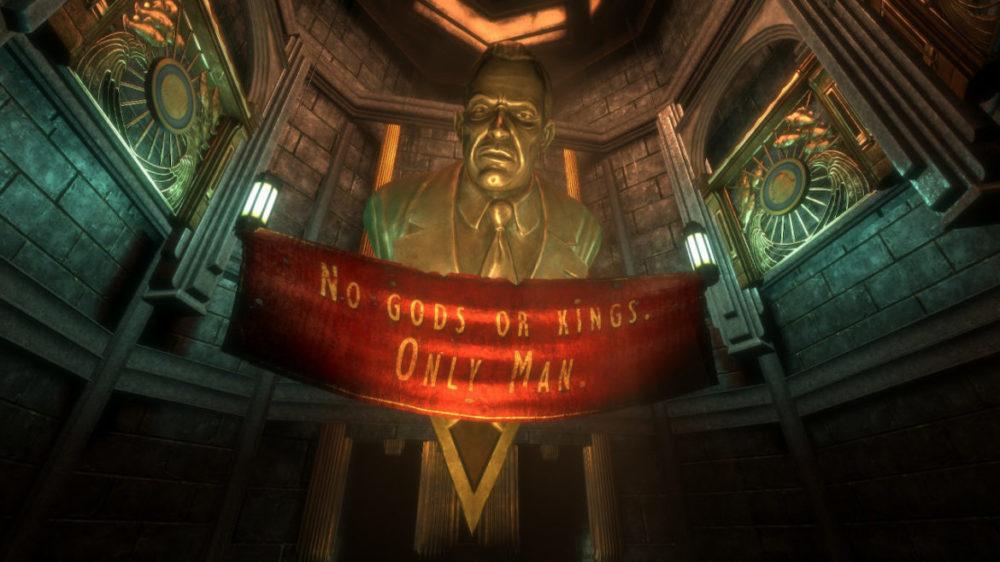 Bioshock: The Collection - screenshot Nintendo Switch - copyright 2k games 2020