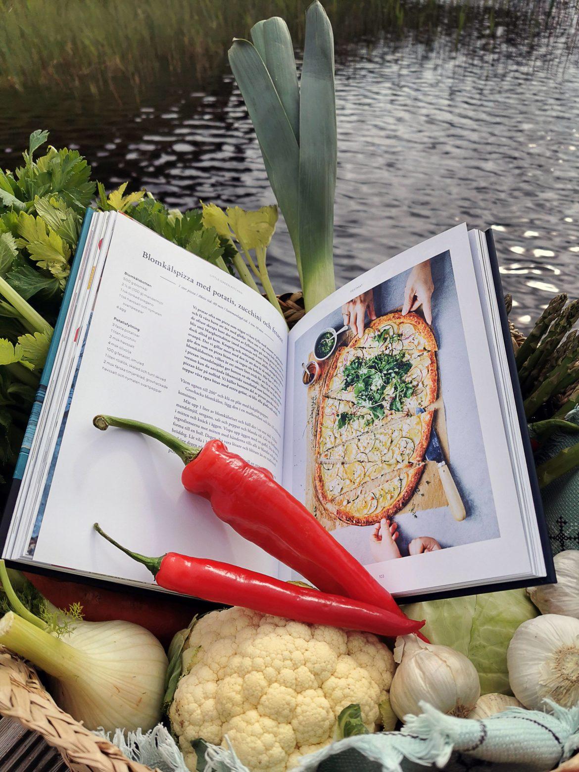 little green kitchen recension uppslag på recept