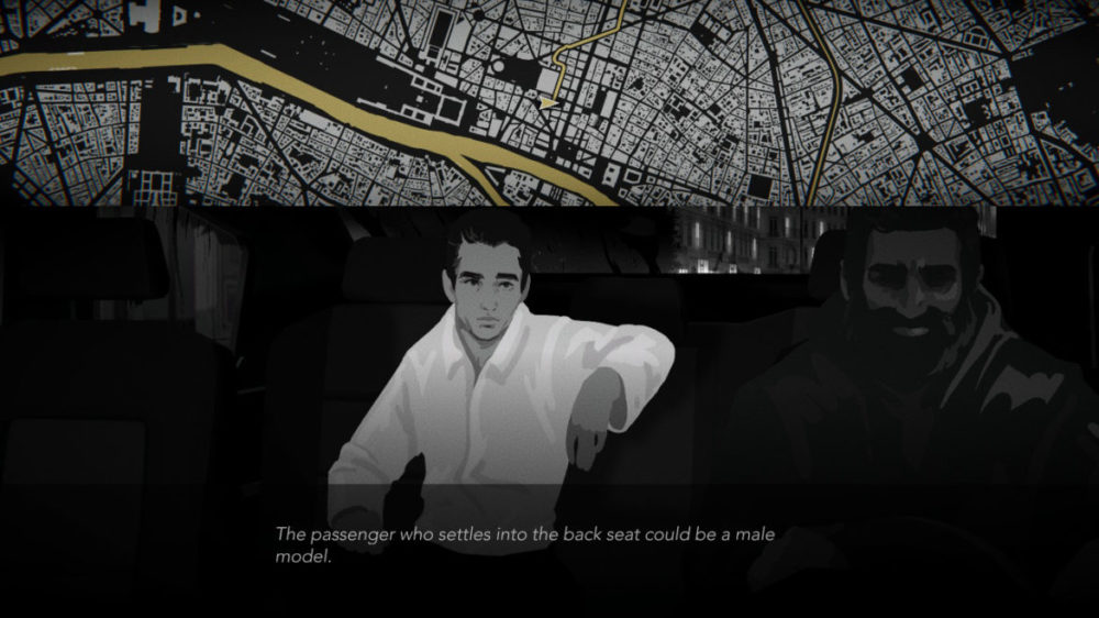 Night Call - Monkey Moon - Raw Fury - Screenshot Nintendo Switch - copyright 2020