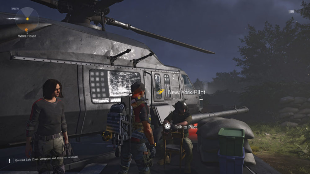 Division 2 - Warlords of New York - DLC - Screenshot Xbox one X - Copyright 2020 - UBISOFT / MASSIVE ENTERTAINMENT