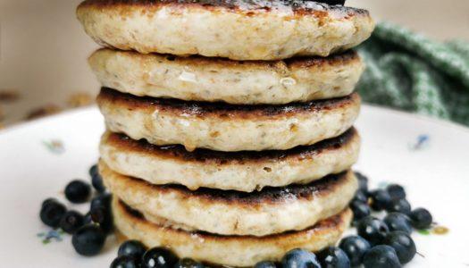 Veckans recept: Amerikanska pannkakor med småländska blåbär