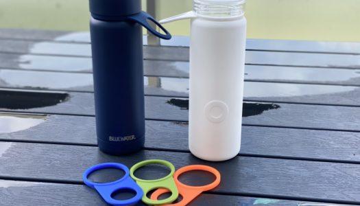 Snygga och smarta vattenflaskor