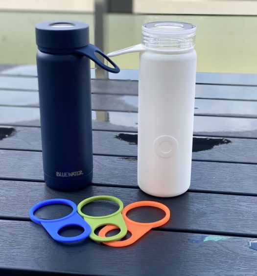 Bluewater vattenflaskor