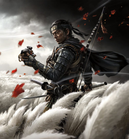 Ghost of Tsushima recension senses.se