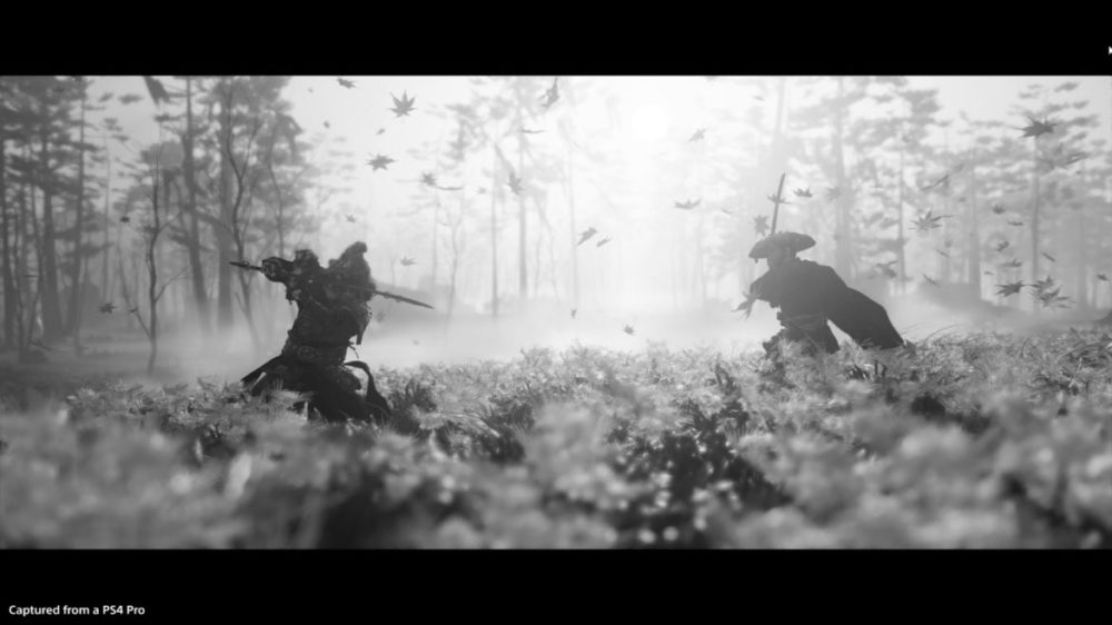 Ghost of Tsushima Kurosawa