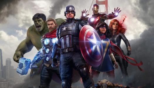 Förhandstitt: Marvel's Avengers