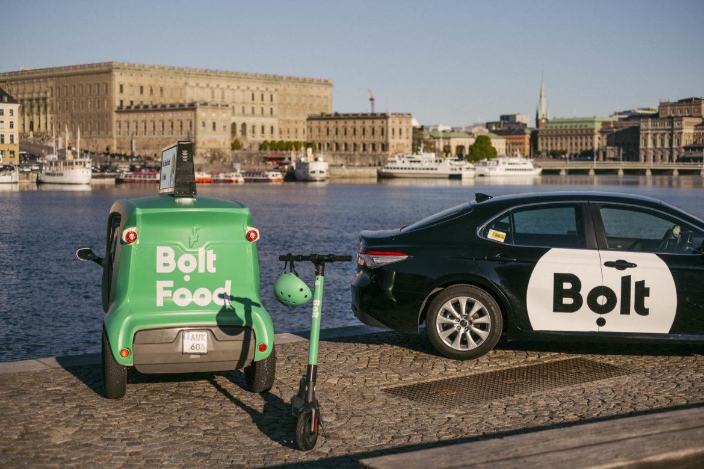 Bolt Stockholm