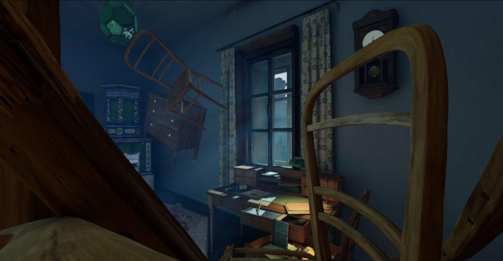 Metamorphosis - Ovid Works - All in! Game - Screenshot - Xbox One - 4K Copyright 2020