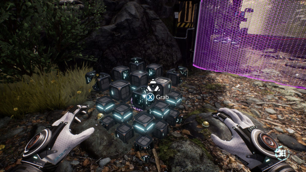 Relicta - Koch media - Mighty Polygon - screenshot Xbox One X - 4K - copyright 2020
