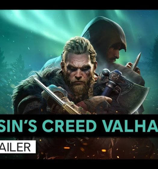Assassins Creed Valhalla Story Trailer