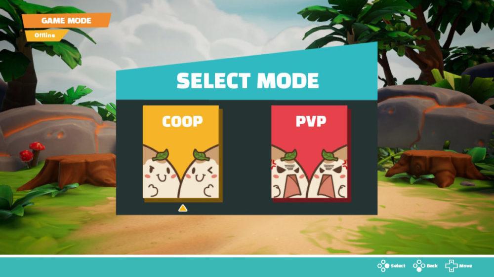 Bake ´n Switch - Streamline Games - screenshot Nintendo Switch - copyright 2020