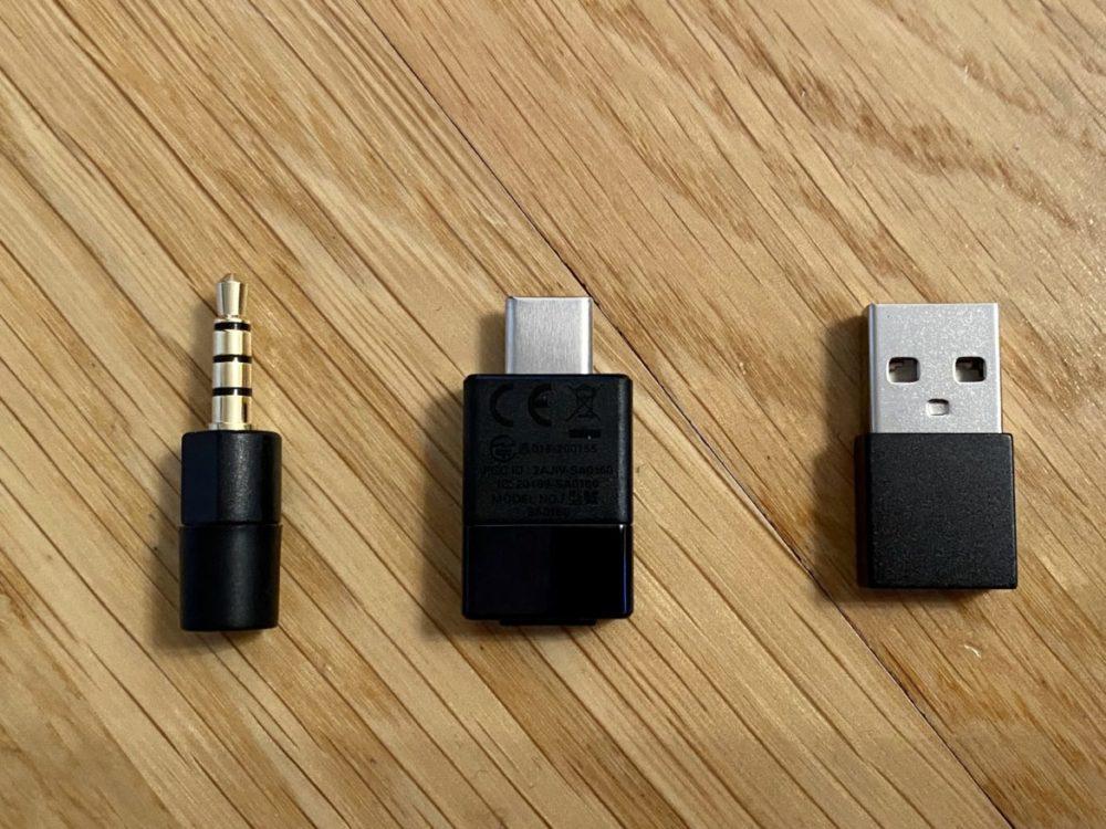 Creative BT-W3 USB donglar