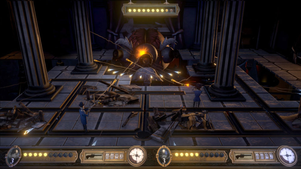 Bartlow's Dread Machine - Beep Games, Inc. - pressbild - copyright 2020