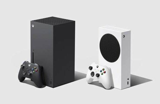 Xbox Series X och Xbox Series S