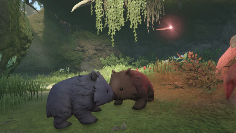 Lost Ember - Mooneye Studios - Screenshot Nintendo Switch - copyright 2020