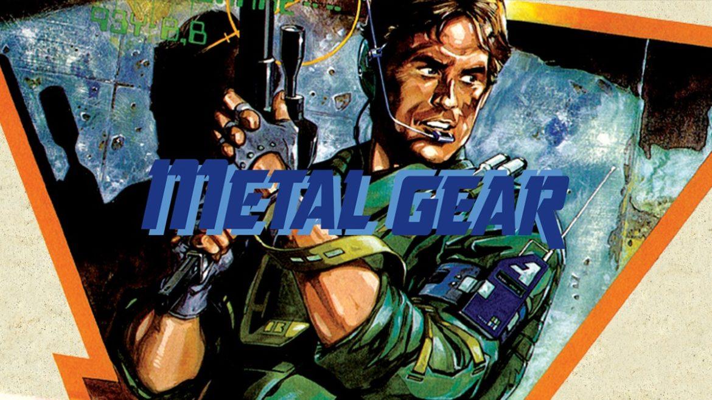 GOG Metal Gear
