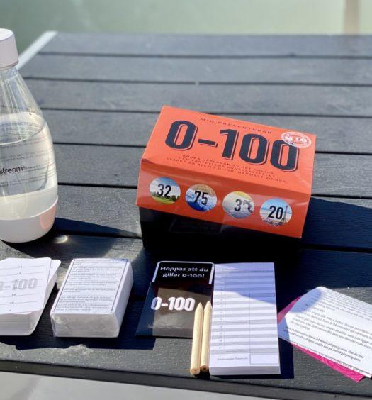 MIG 0-100 orange tävling senses