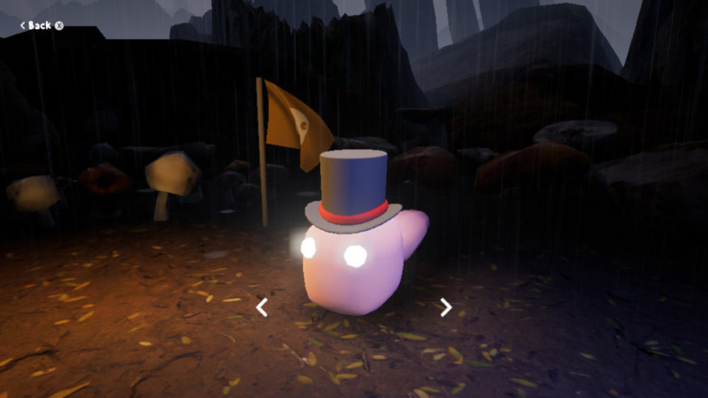 Worm Jazz - Inconspicuous Creations   - Screenshot Nintendo Switch - Copyright 2020