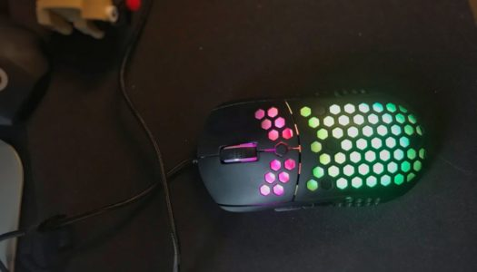 Test: Trust GXT 960 (gaming-mus)