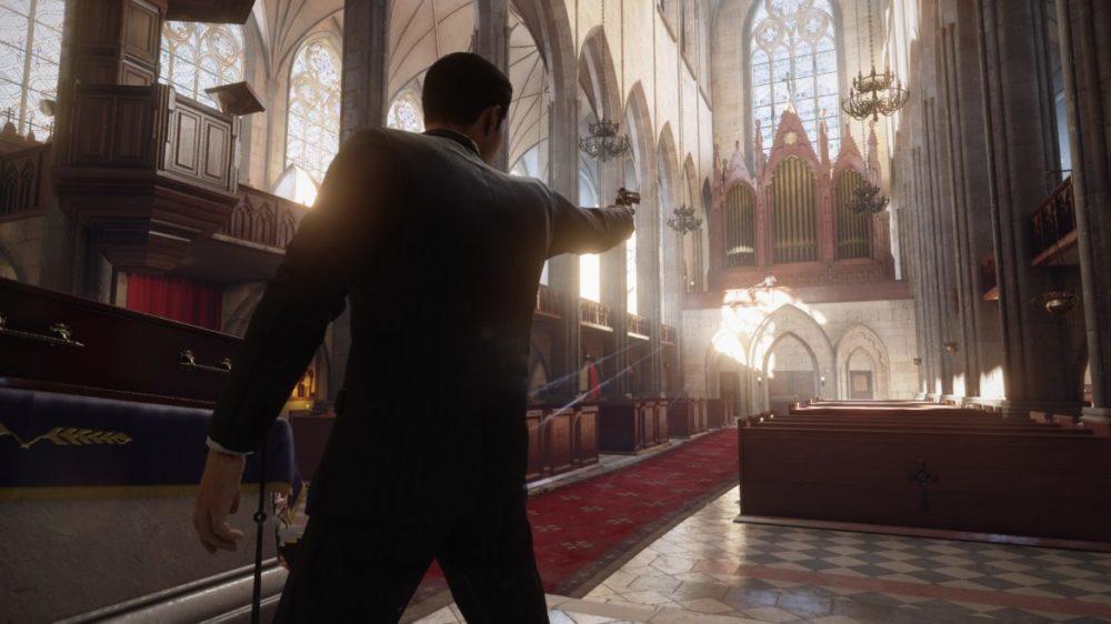 mafia definitive edition kyrka