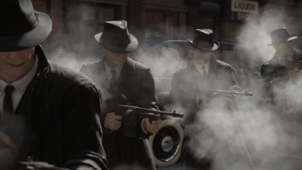 mafia definitive edition shoot out