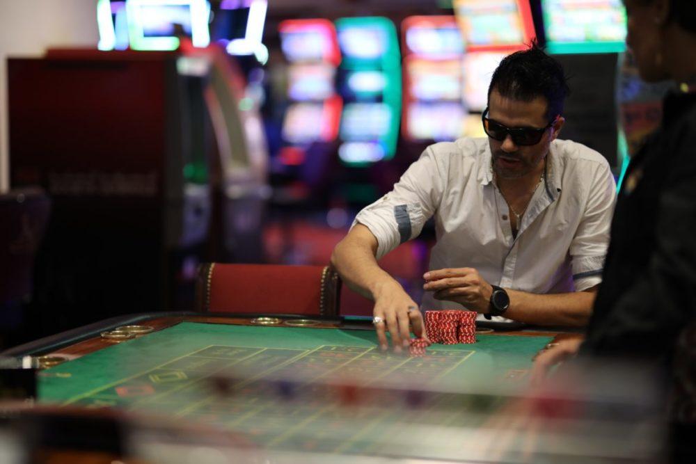 spela på casino